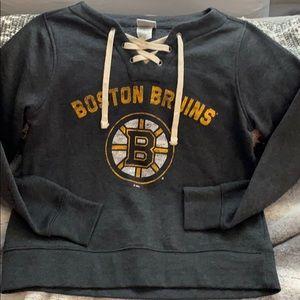 Tops - woman's Bruins sweatshirt
